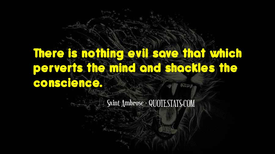 Quotes About Shackles #879875