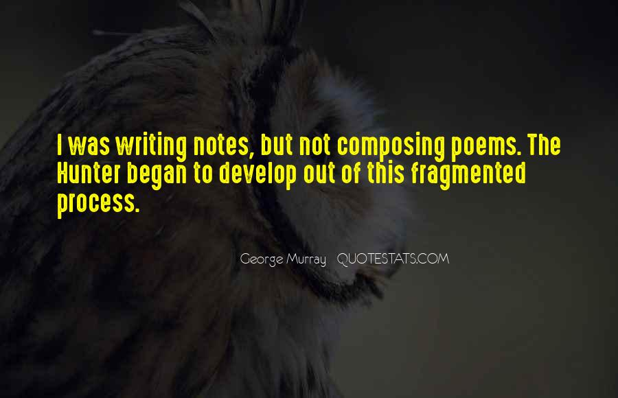 Quotes About Writing Notes #1135752