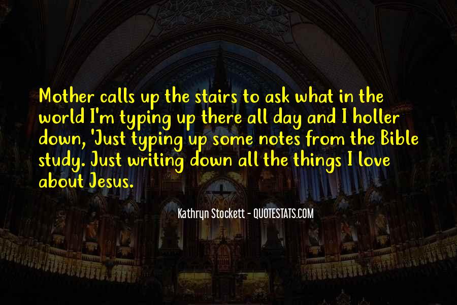 Quotes About Writing Notes #1168214