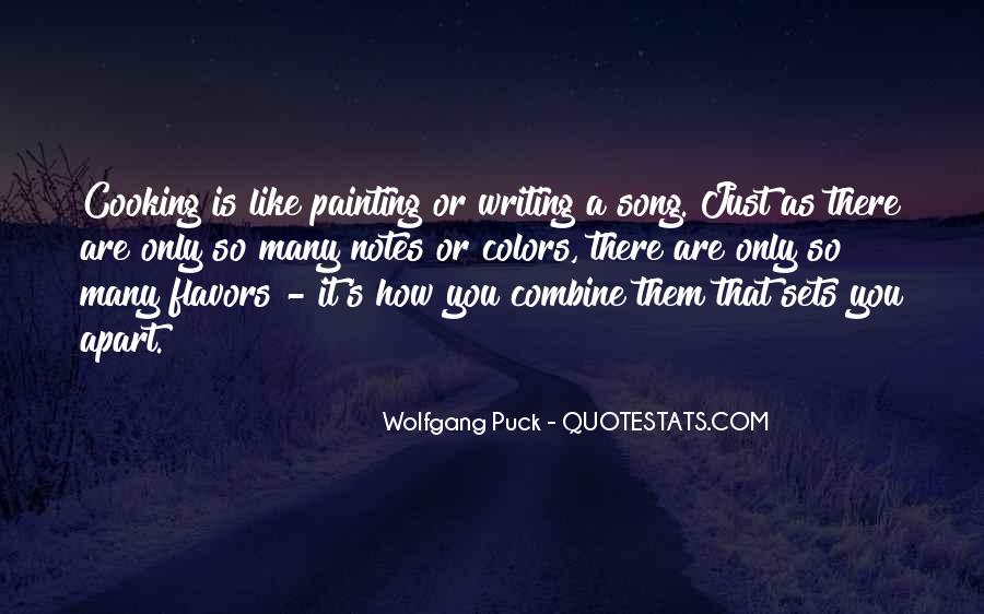 Quotes About Writing Notes #1412803