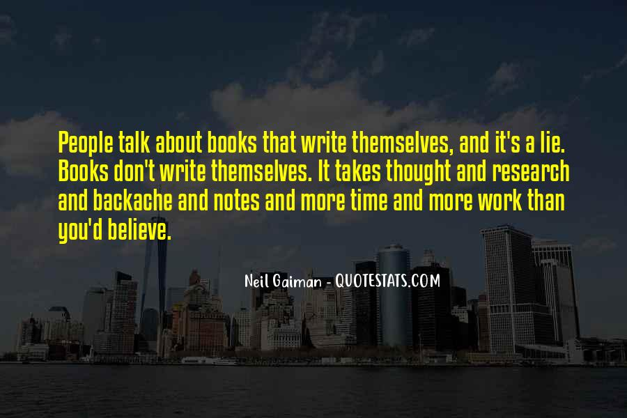 Quotes About Writing Notes #1484348