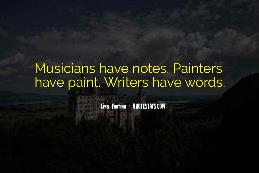 Quotes About Writing Notes #32906