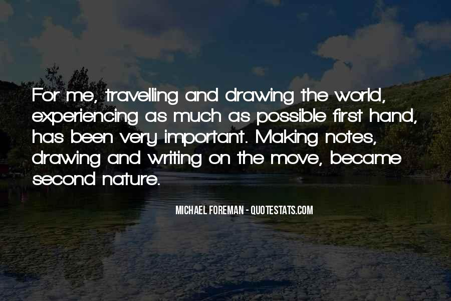 Quotes About Writing Notes #381239