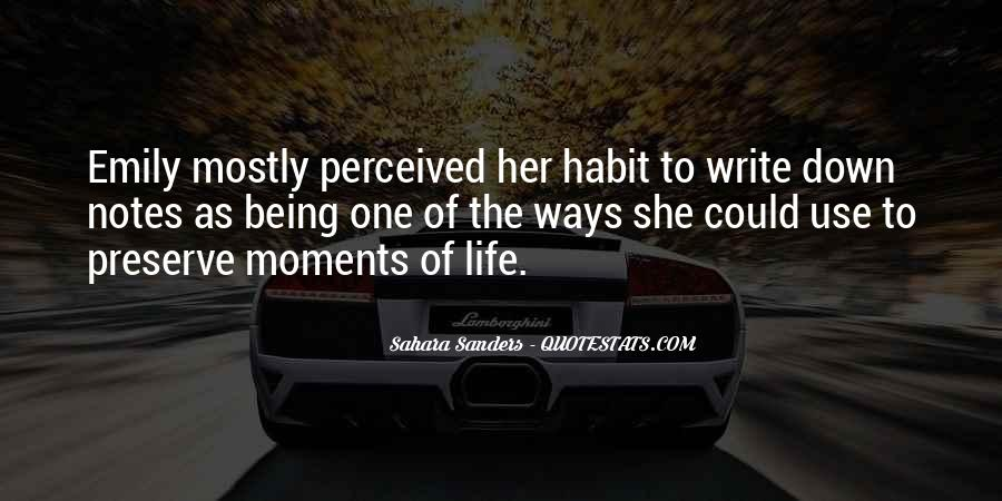 Quotes About Writing Notes #548371