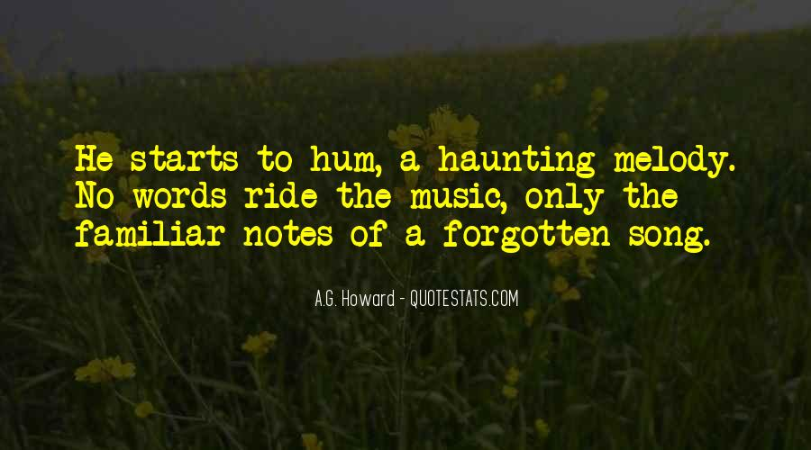 Quotes About Writing Notes #73980