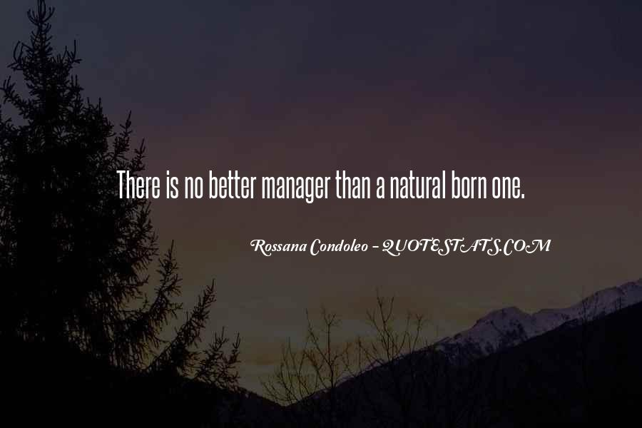 Quotes About Qualities Of A Leader #889560