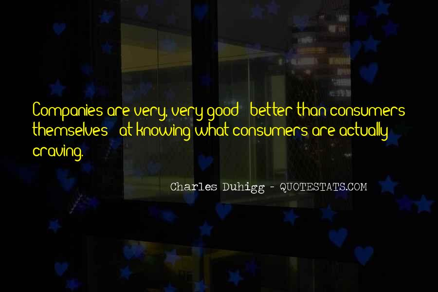 Quotes About Knowing Better #273600