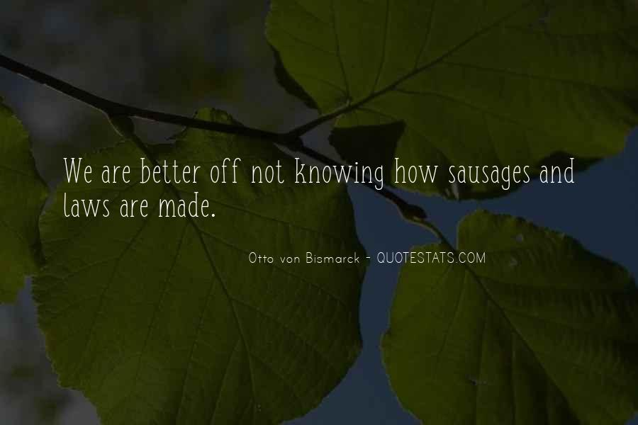 Quotes About Knowing Better #318849