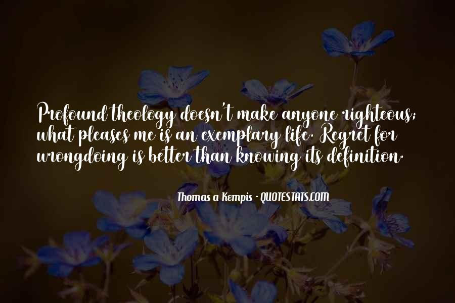 Quotes About Knowing Better #676729