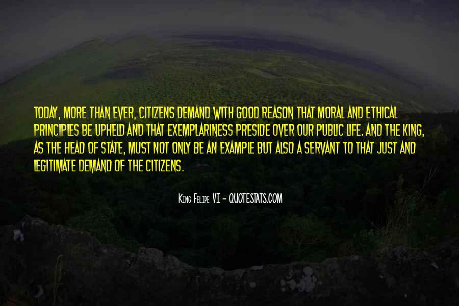 Quotes About A Good Public Servant #1262729