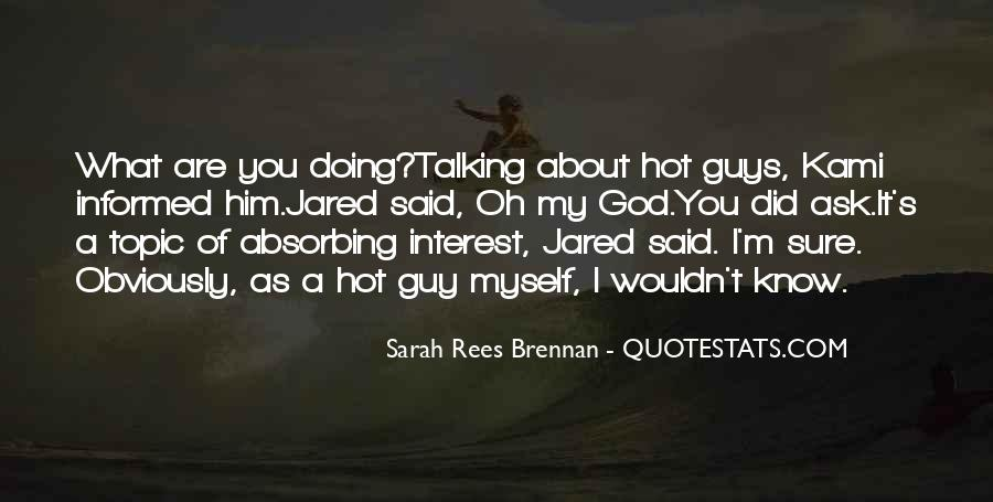 Quotes About Guys Talking To Their Ex #175219