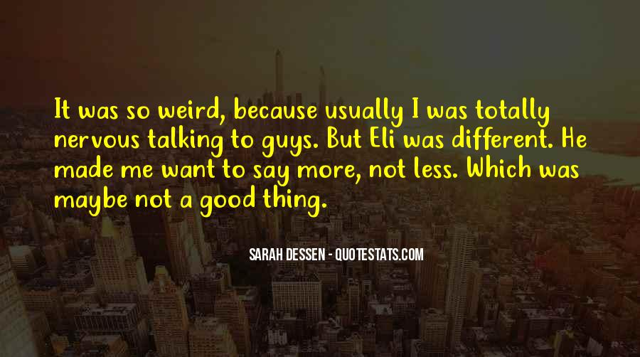 Quotes About Guys Talking To Their Ex #416580