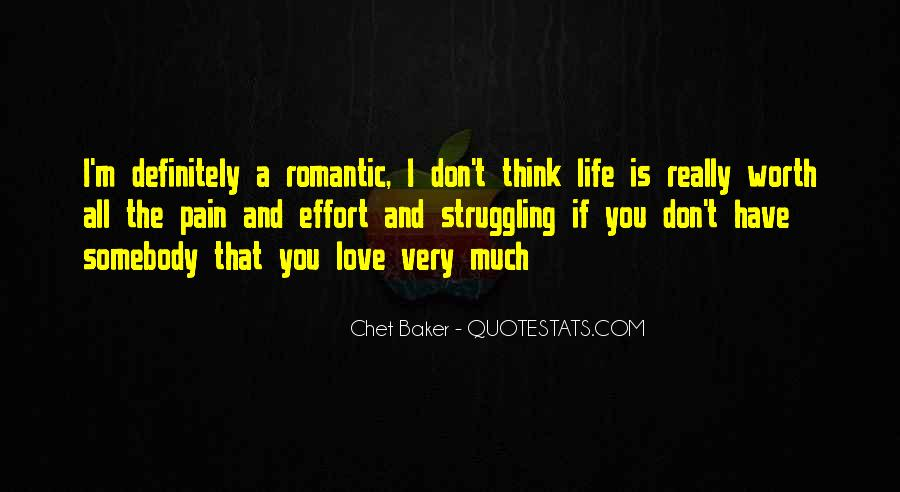 Quotes About I Really Love You #147427