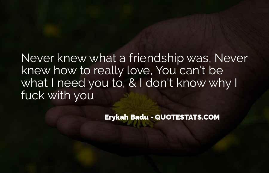Quotes About I Really Love You #165076