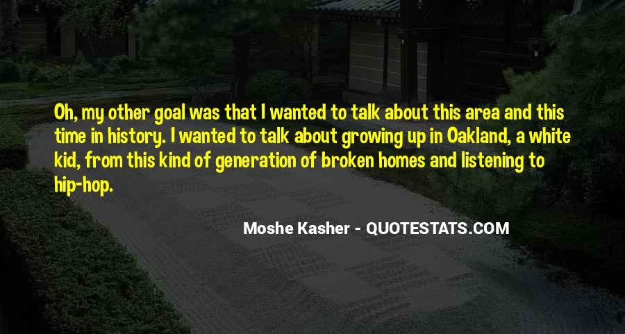 Quotes About A Broken Home #1107382