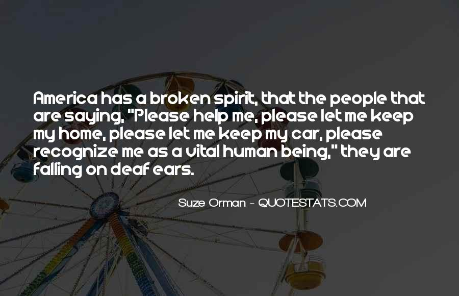 Quotes About A Broken Home #123083