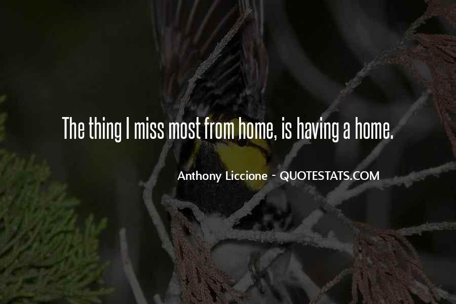 Quotes About A Broken Home #1265117