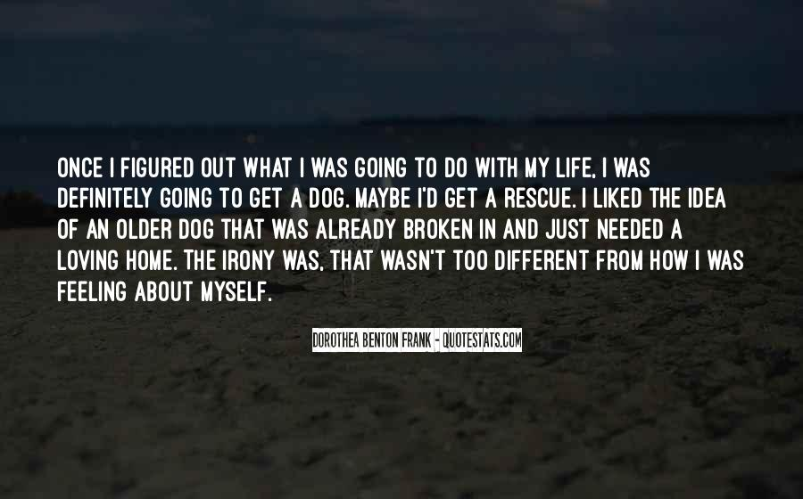 Quotes About A Broken Home #1539753