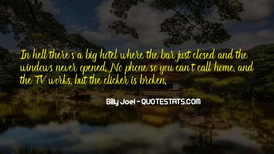 Quotes About A Broken Home #1677168