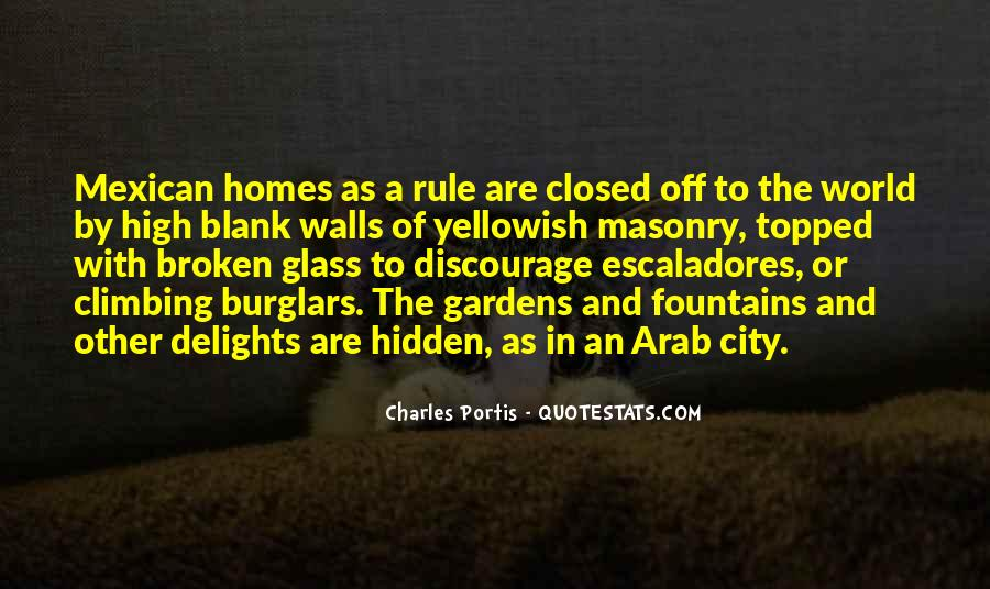 Quotes About A Broken Home #668594