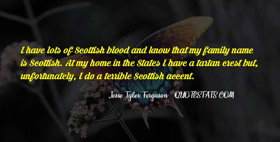 Quotes About Tartan #1685893