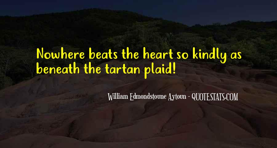 Quotes About Tartan #369389