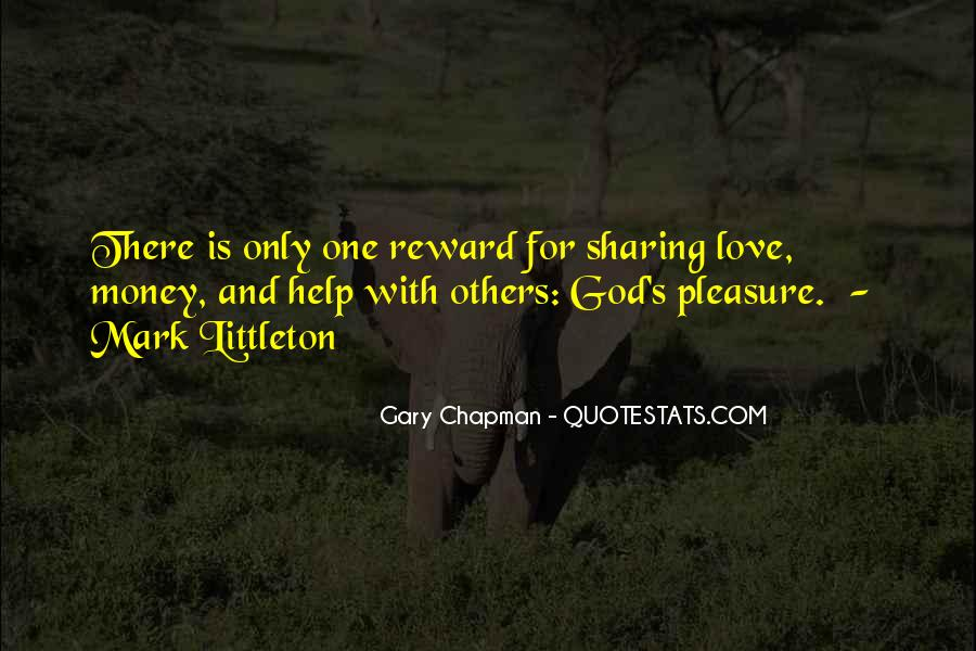 Quotes About Sharing God's Love #480574