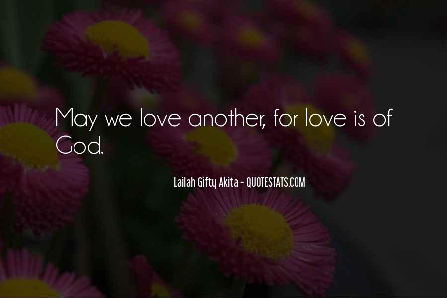 Quotes About Sharing God's Love #570043