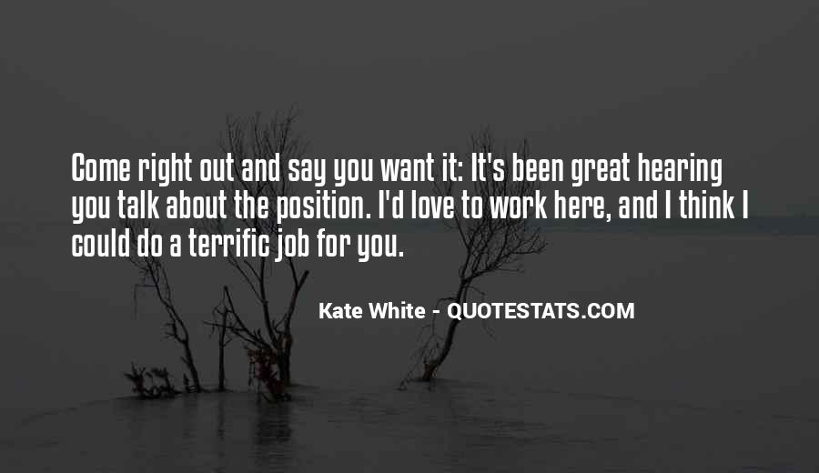 Quotes About Job Interviews #936760