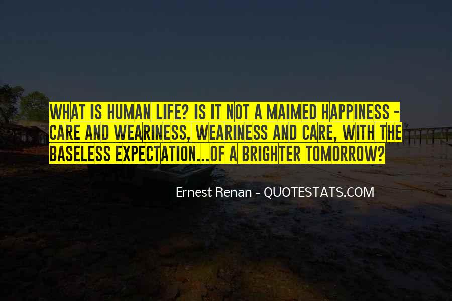 Quotes About Brighter Tomorrow #1699750