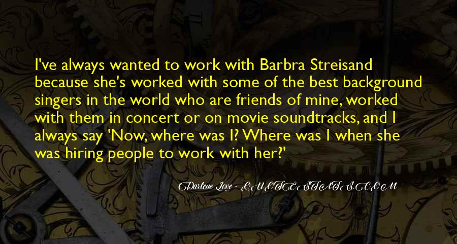 Quotes About Movie Soundtracks #696950