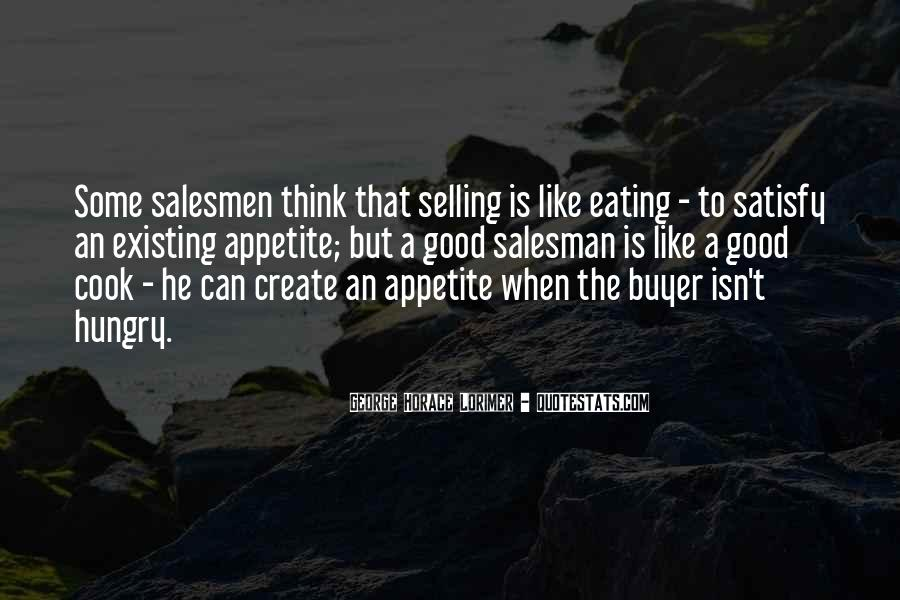 Quotes About Salesmen #1079773