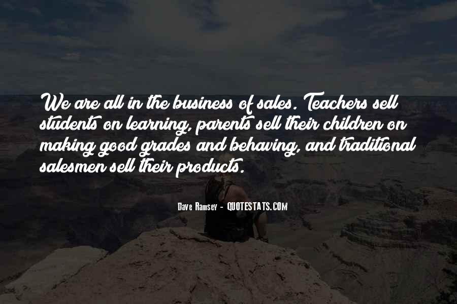 Quotes About Salesmen #1129835