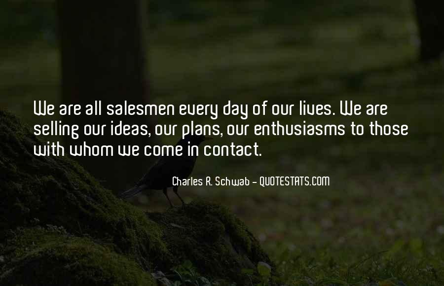 Quotes About Salesmen #1205289