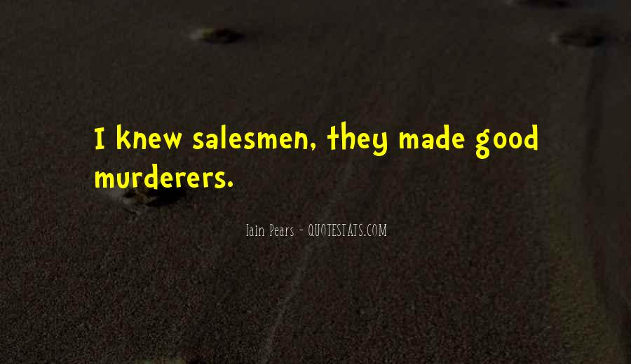 Quotes About Salesmen #1282988