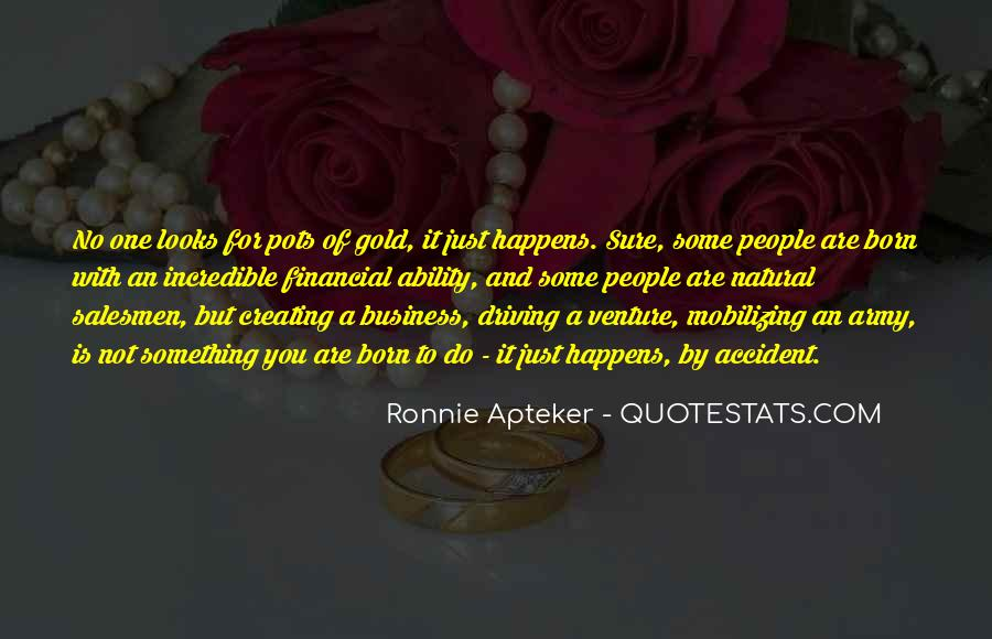 Quotes About Salesmen #1317680
