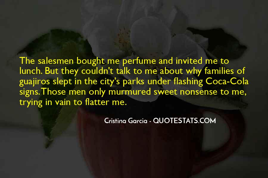 Quotes About Salesmen #1373138