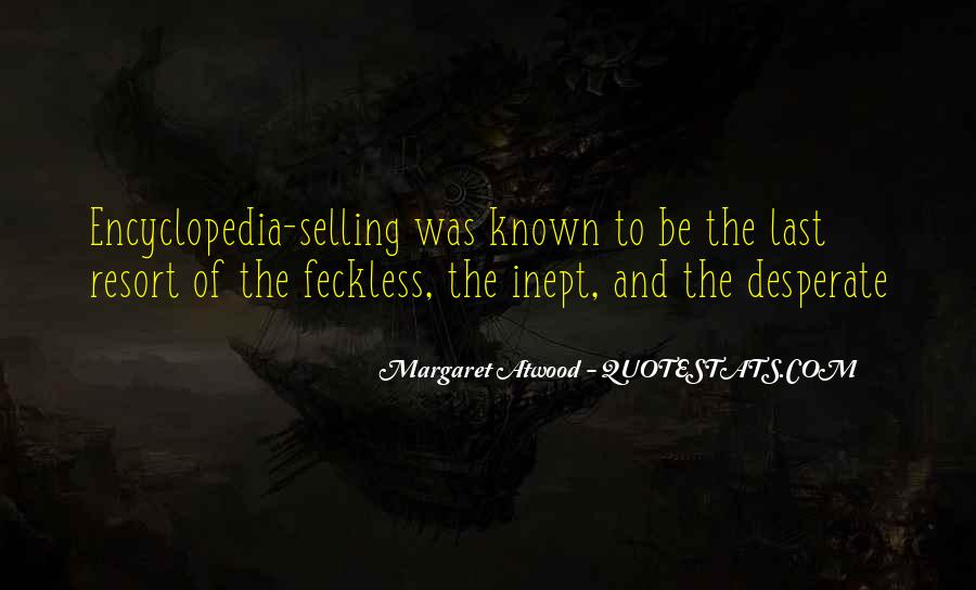 Quotes About Salesmen #1401352