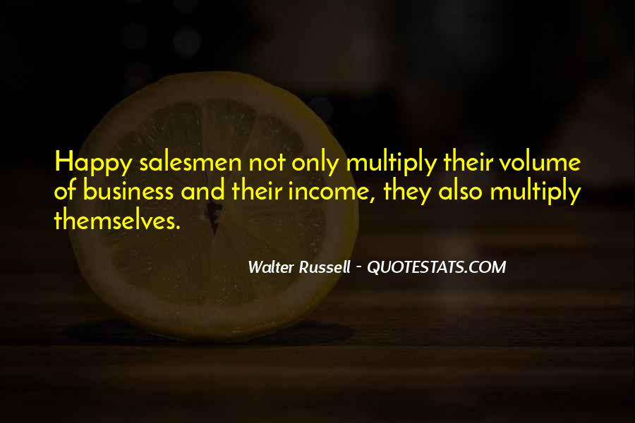 Quotes About Salesmen #1519986