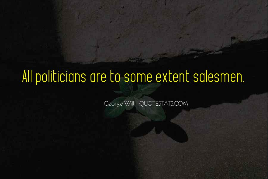 Quotes About Salesmen #1869812