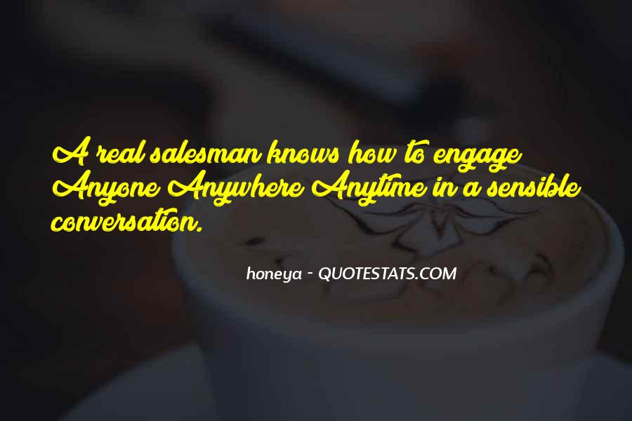 Quotes About Salesmen #724716
