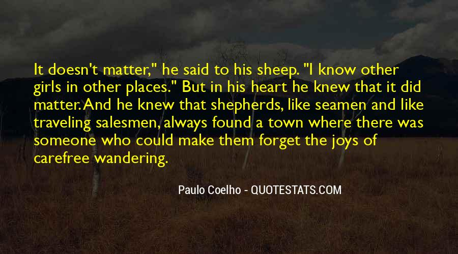 Quotes About Salesmen #815638