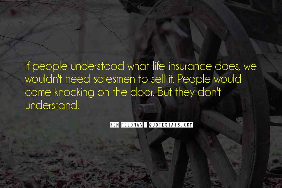 Quotes About Salesmen #883544