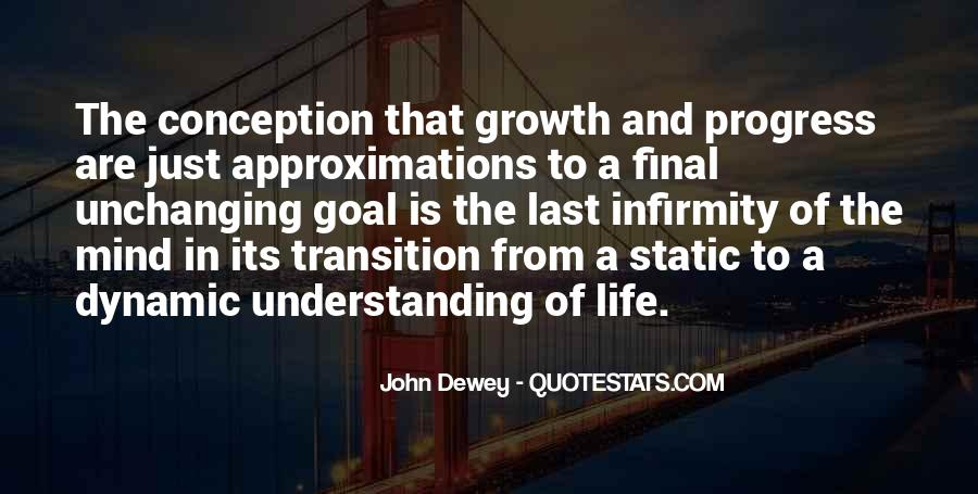 Quotes About Transition And Growth #1135848