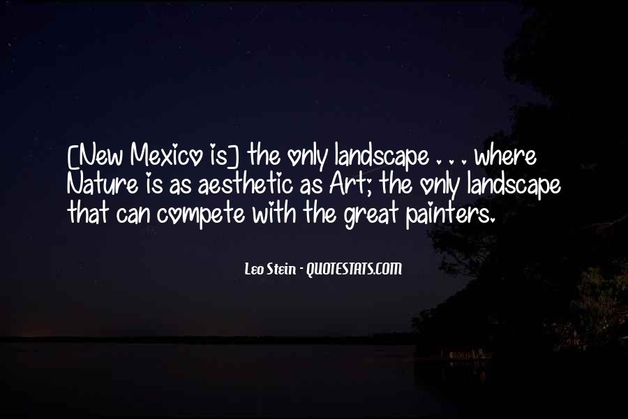 Quotes About New Mexico #1025859