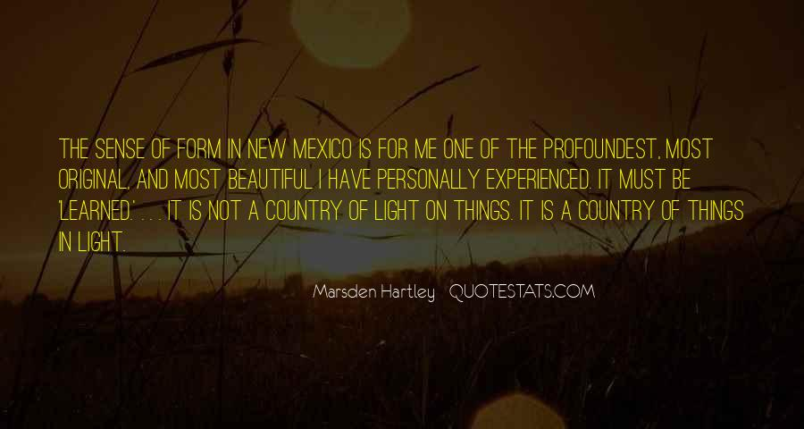 Quotes About New Mexico #1193016