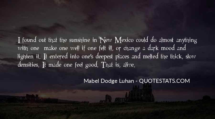 Quotes About New Mexico #1278059