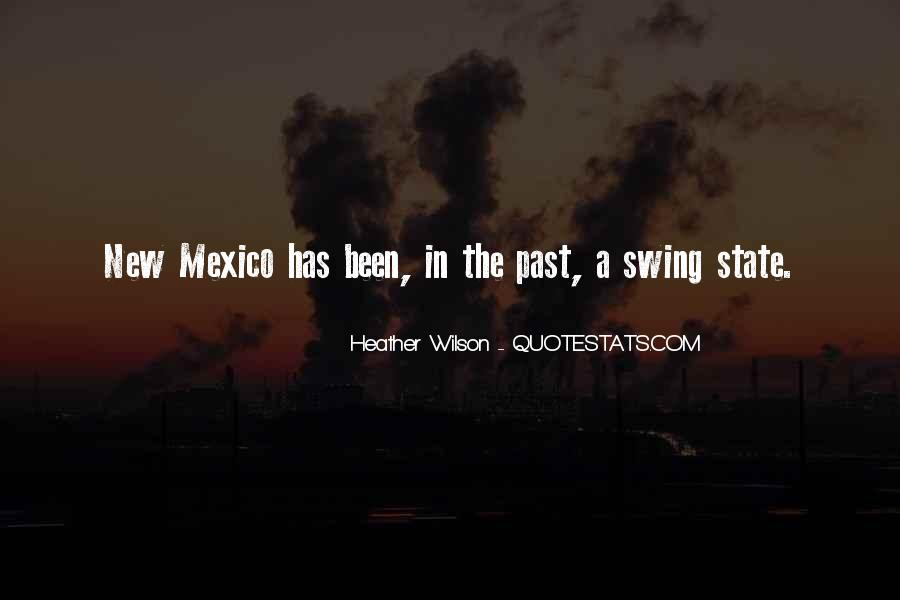 Quotes About New Mexico #1462999