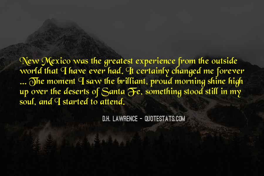 Quotes About New Mexico #1664652