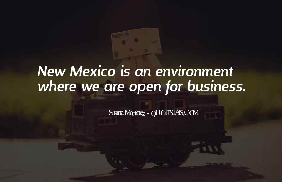 Quotes About New Mexico #1671457